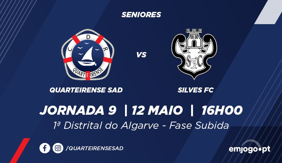 J9: Quarteirense SAD vs Silves FC