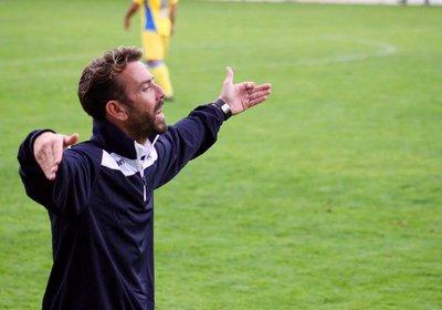 Riccardo Abbenante novo treinador dos Seniores