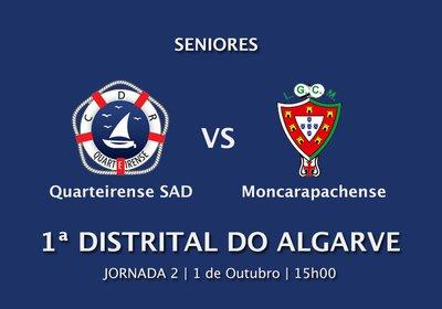 1ª Distrital Algarve - Jornada 2