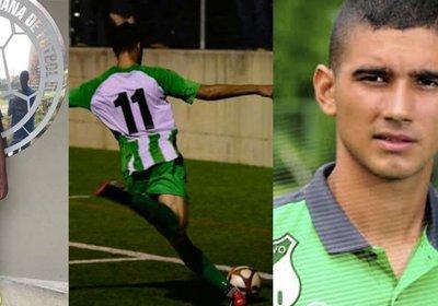 Reforços: Alexis, Emmanuel e Jhon