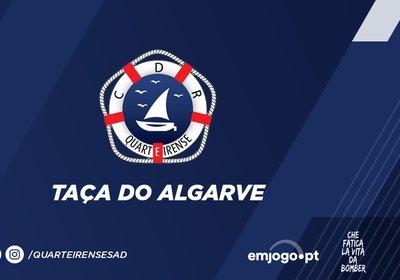 Sorteio meias finais Taça do Algarve