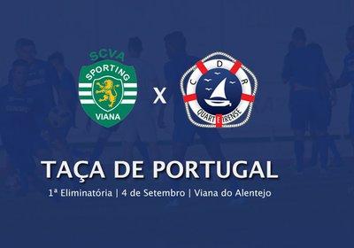 Taça de Portugal - 1ª eliminatória