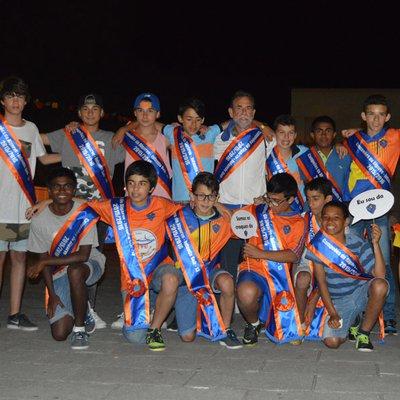 Infantis campeões do Algarve