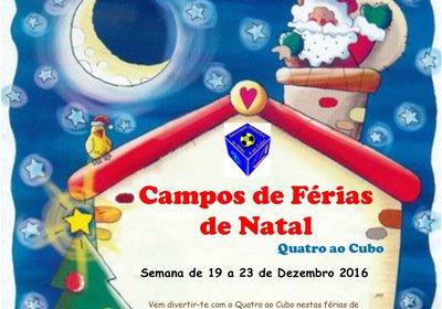 Campo de Férias de Natal