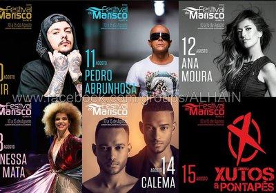 Festival do Marisco 2018