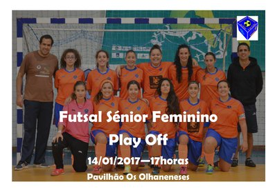 Futsal Feminino - Play Off