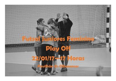 Play Off Juniores Femininas