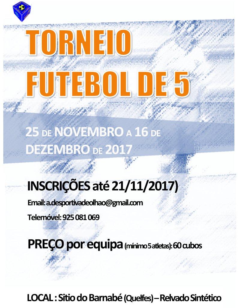Torneio de Futebol de 5