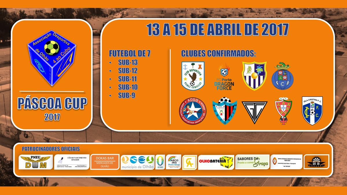 Páscoa Cup 2017