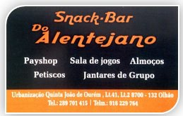 Snack Bar Alentejano