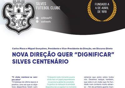 Silves FC na AFAlgarve