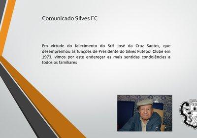 Sr.º José da Cruz Santos