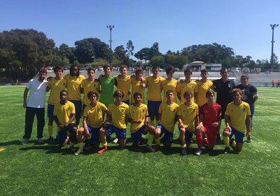 Juvenis A equipa 2019/2020