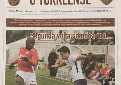 TORREENSE LANÇA SUPLEMENTO
