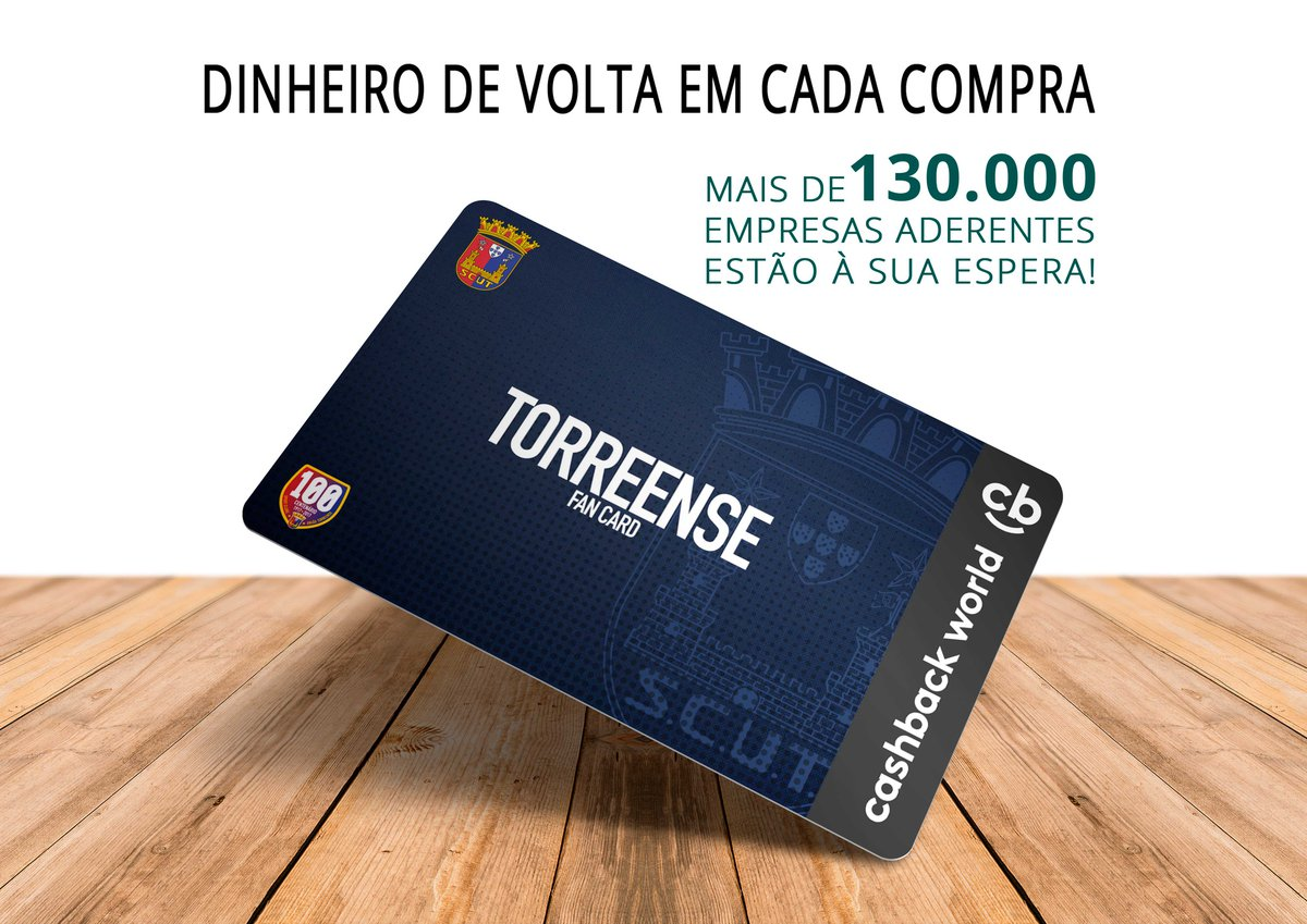 CARTÃO CASHBACK DO TORRREENSE