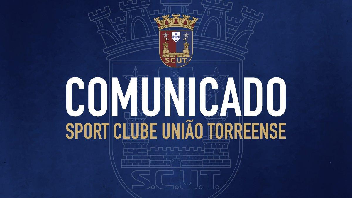 COMUNICADO OFICIAL DO SCUT