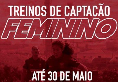CAPTAÇÕES FUTEBOL FEMININO