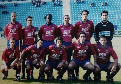 20 ANOS DEPOIS, OS HERÓIS DE 1999 JUNTOS