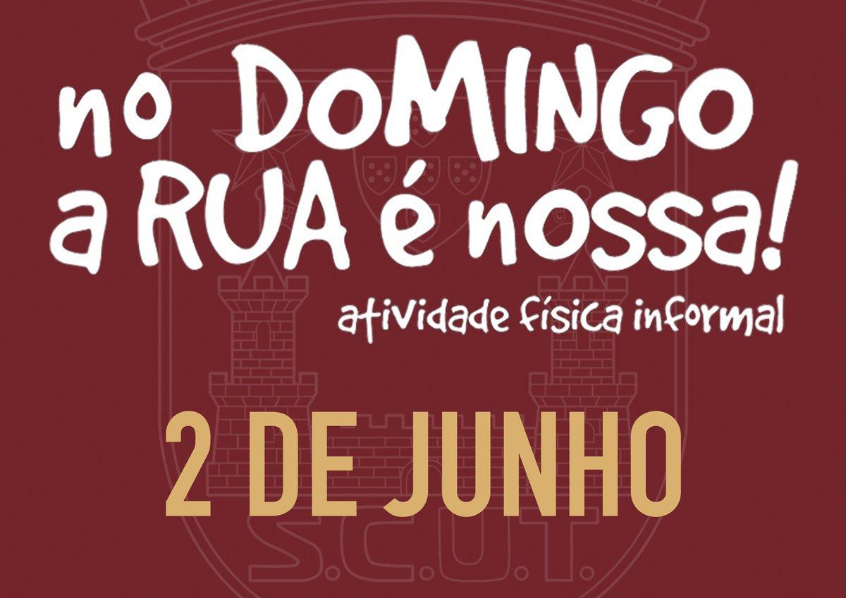 DOMINGO A RUA É NOSSA