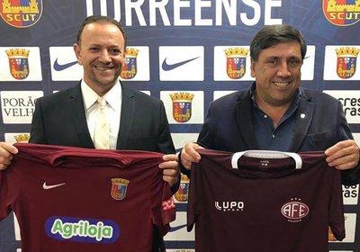 Torreense recebeu comitiva de Araraquara (Brasil)