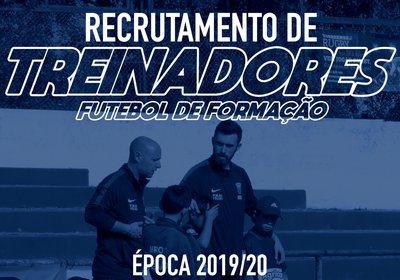 RECRUTAMENTO DE TREINADORES