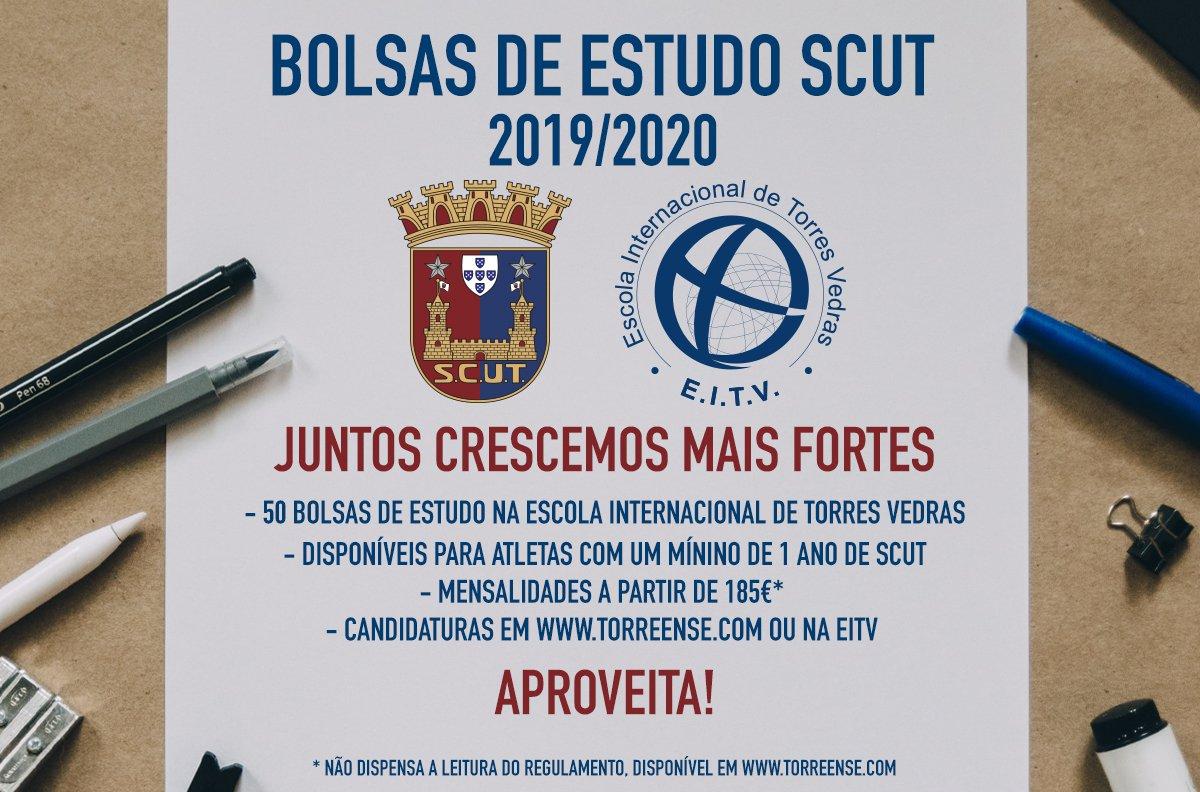 BOLSAS DE ESTUDO SCUT
