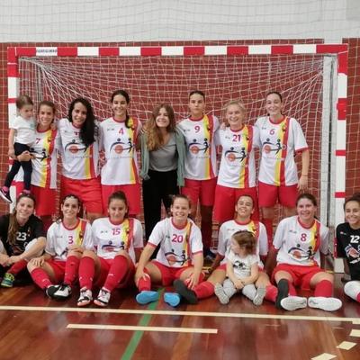 Equipa Juniores Feminina época 19/20