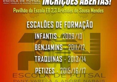 Época 21/22 Futsal Formação