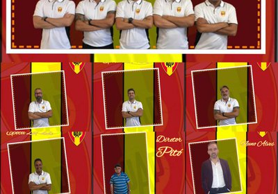 Equipa Técnica Futebol 11 Seniores Época 21/22