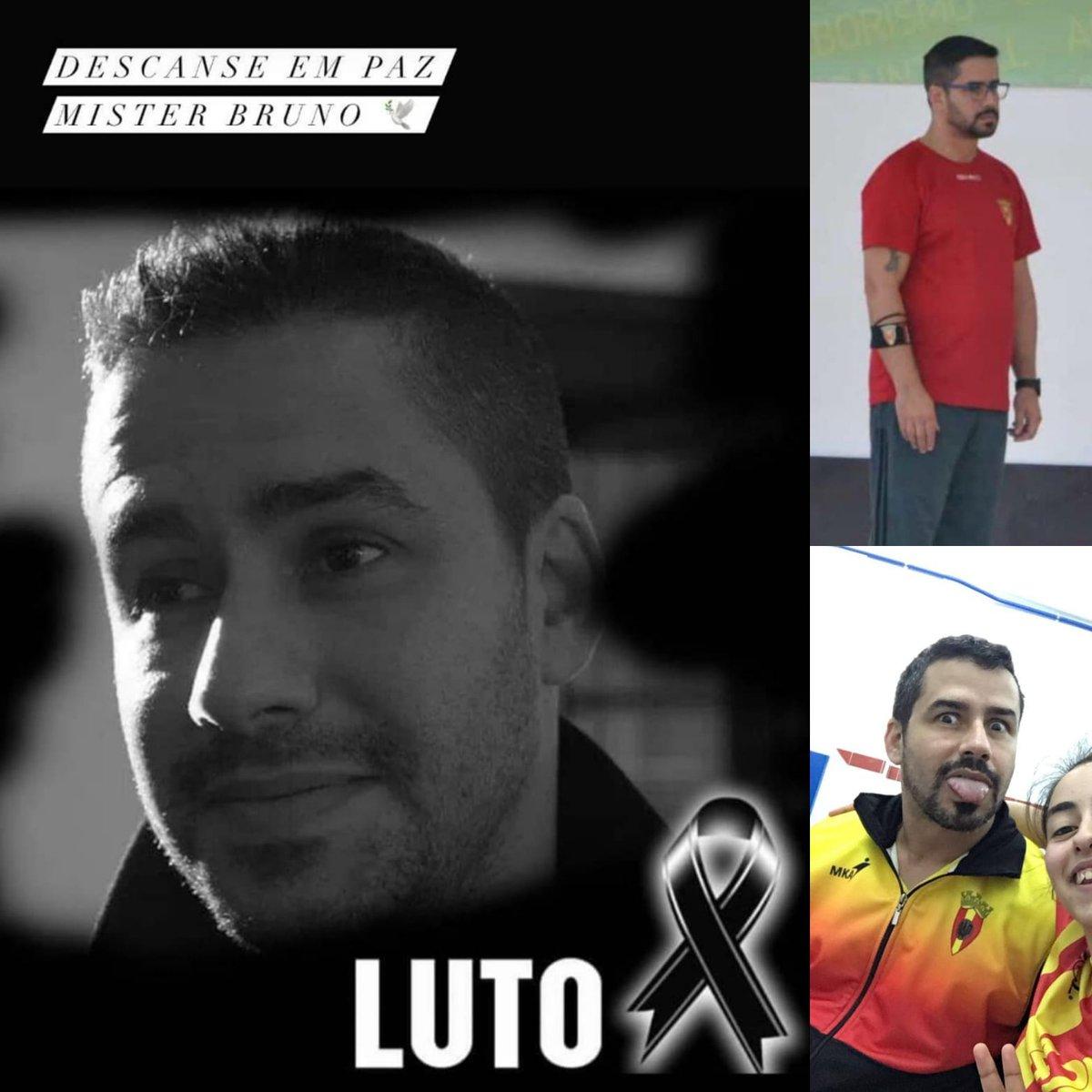 Descansa em Paz Bruno Ferreira