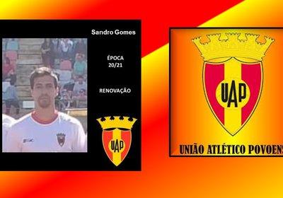 Sandro Gomes continua a frente dos destinos da equipa junior do futebol do UAP