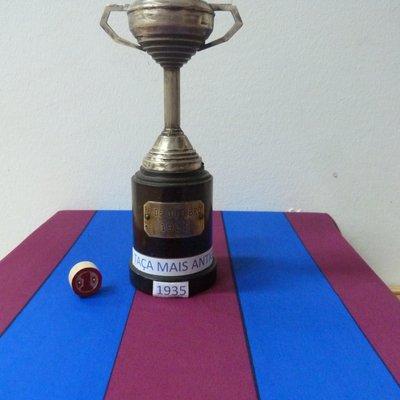 Taça mais antiga do Clube - 1935