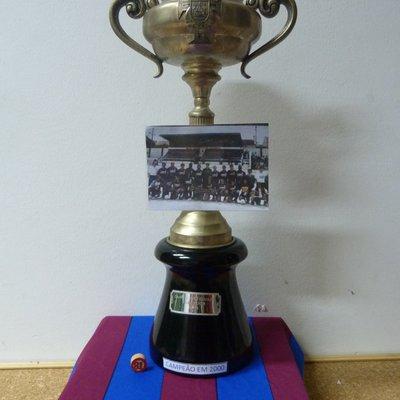 Campeão 1ª Divisão Distrital 1999/2000