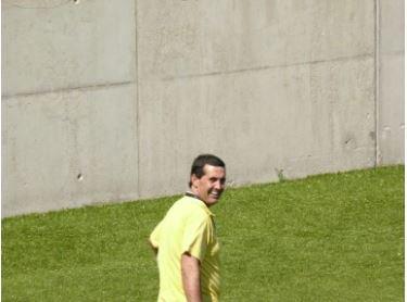 Vice Presidente Futebol Sénior - Miguel Gonçalves