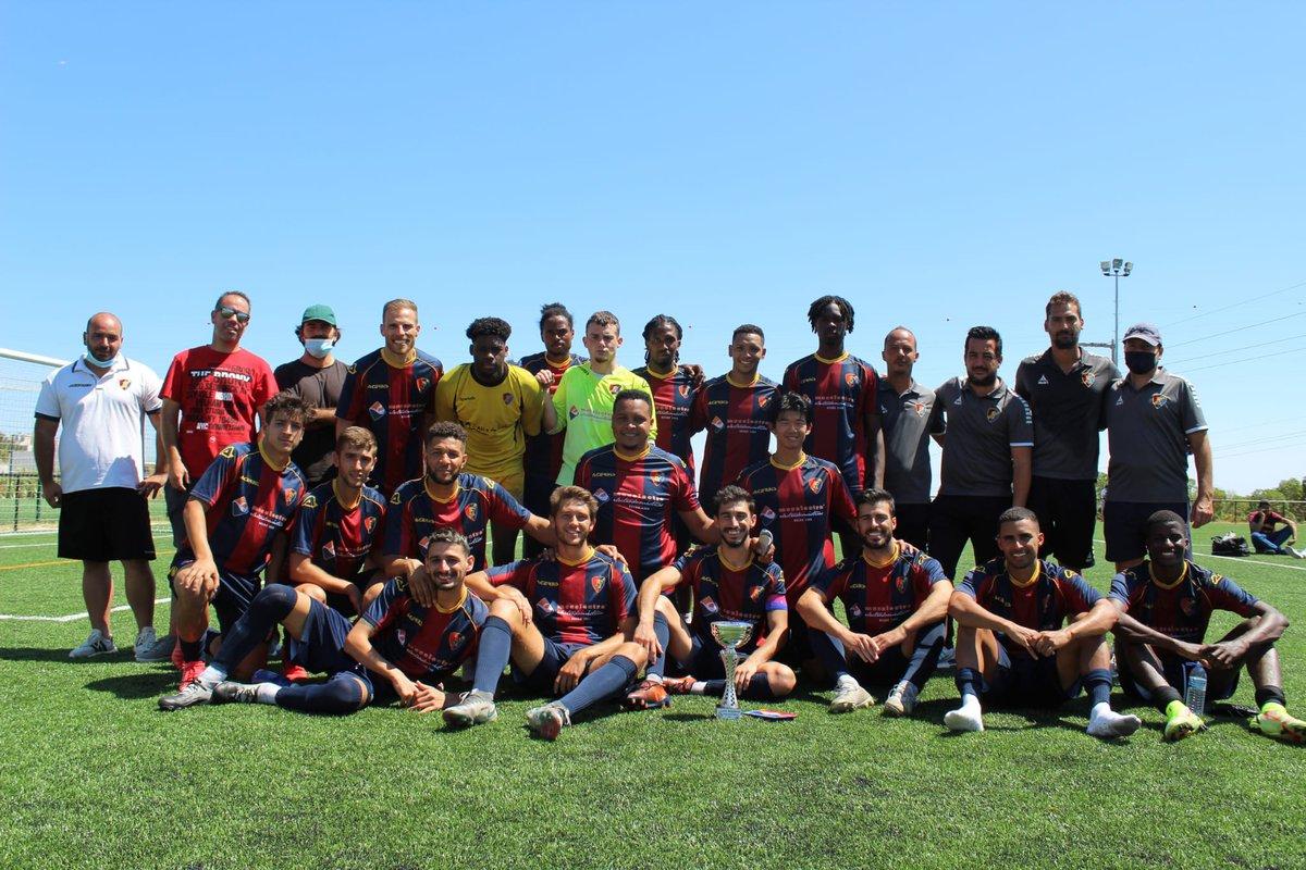 Vencedores do torneio do Bragadense