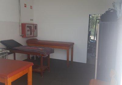 Novo Departamento Clinico da Formação pronto