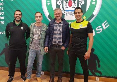 Vilaverdense FC e Lanhas de mãos dadas em projecto formativo