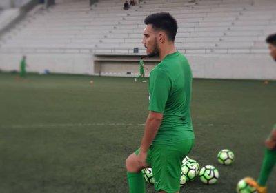 André Salvador brilhou com um grande golo mas foi insuficiente para conquistar a vitória