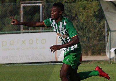 Aldair Ferreira convocado para a Seleção de Angola