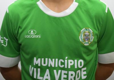 Alex (Juv1) Daniel Gonçalves e Duarte Gama (Inic2) na seleção